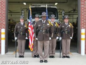 Culpeper County Sheriff's Office Honor Guard